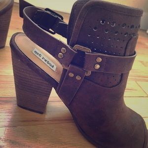 Not Rated Boots (Brown)
